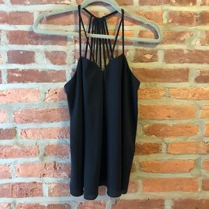 Strappy Express Tank Top